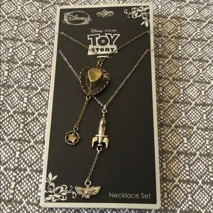 Toy Story Best Friend Necklaces